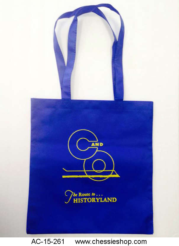 Tote, C&O to History Land