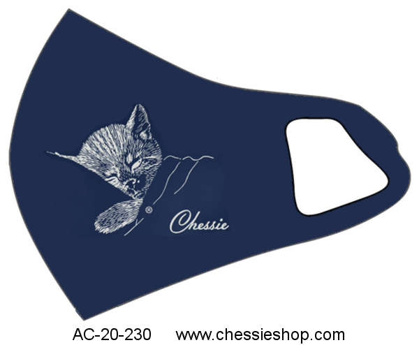 PPE Protective Face Mask, Classic Chessie