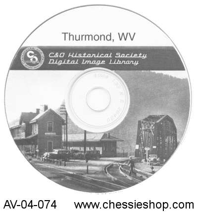 CD: Thurmond, West Virginia