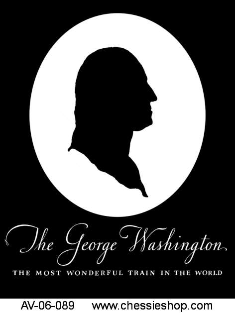 DVD: George Washington's Railroad - Long Version