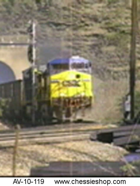 DVD: CSX's Alleghany Sub - Heart of the Former C&O