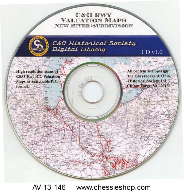 CD: Valuation Maps, New River Subdivison