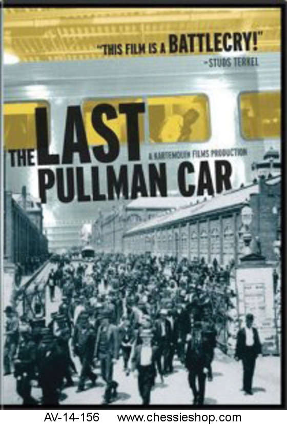 DVD: The Last Pullman Car