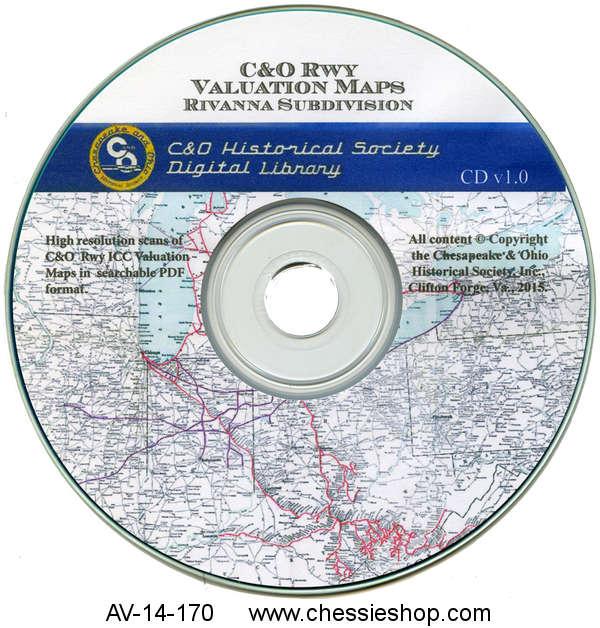 AV-14-170 The Riavanna Subdivision valuation map CD has a ...(more)