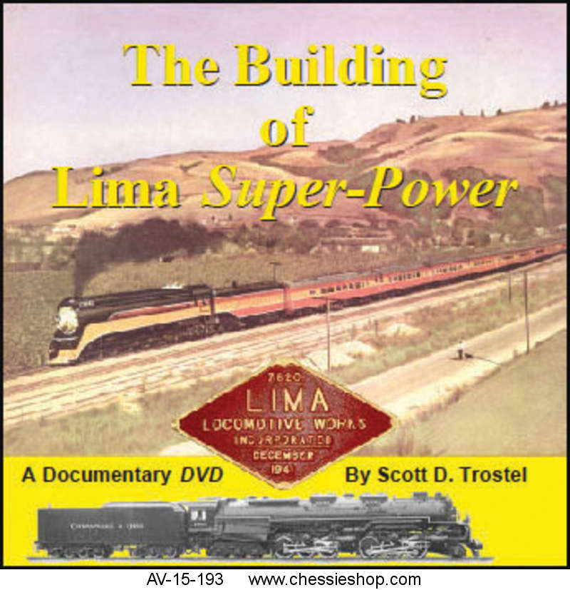 DVD: The Building of Lima-Super Power Documentary