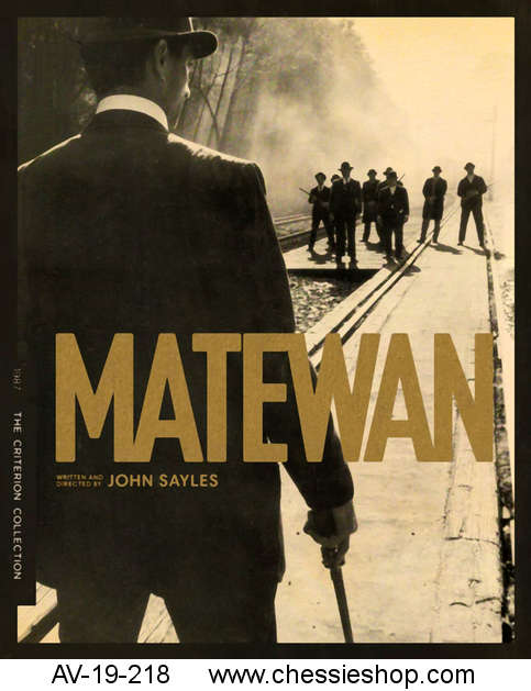 Matewan on DVD or Blu-ray
