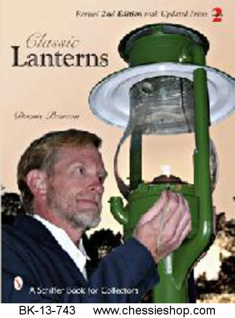 BK-13-743   Classic Lanterns, Revised & Expanded 2nd Edi...(more)