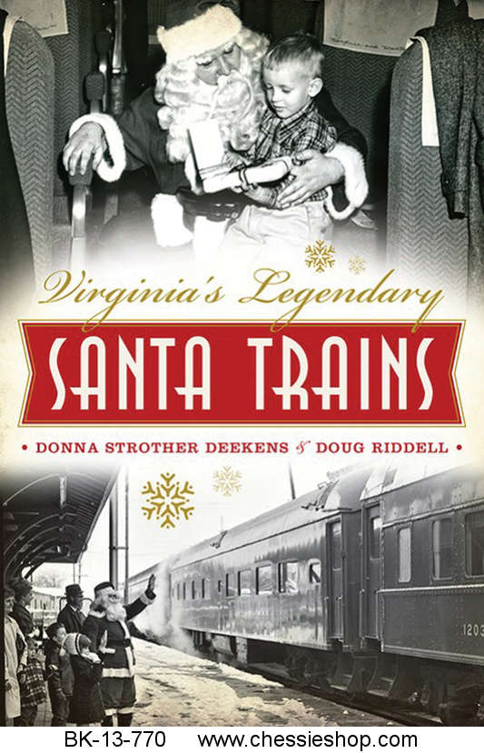 Book, Santa Trains