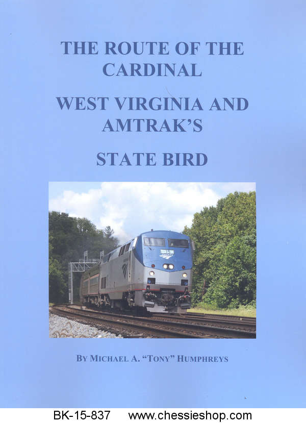 The Route of the Cardinal: West Virginia and Amtrak's State Bird