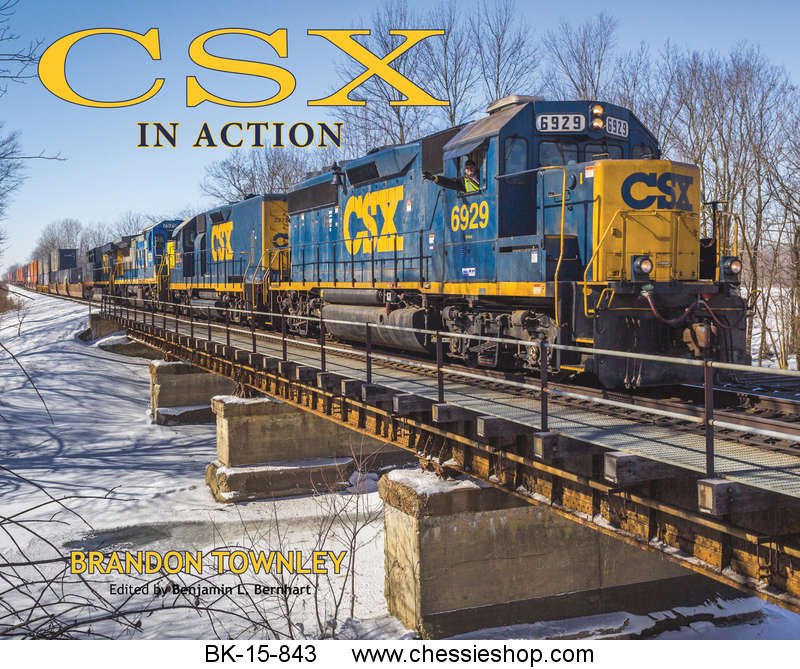 CSX In Action