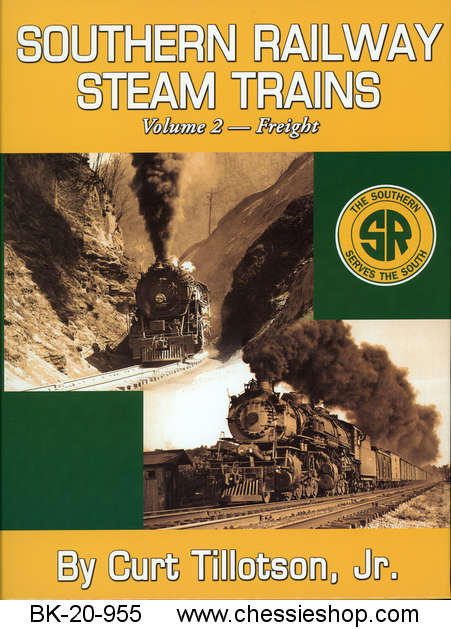 Southern Railway Steam Trains, Vol. 2, Freight