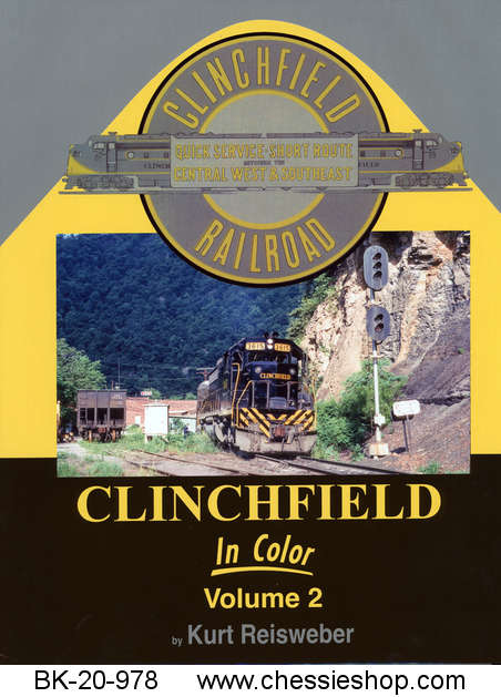 Clinchfield in Color Vol 2
