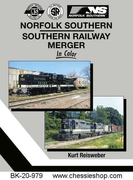 Norfolk Southern - Southern Railway Merger in Color