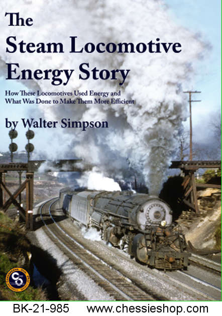 The Steam Locomotive Energy Story