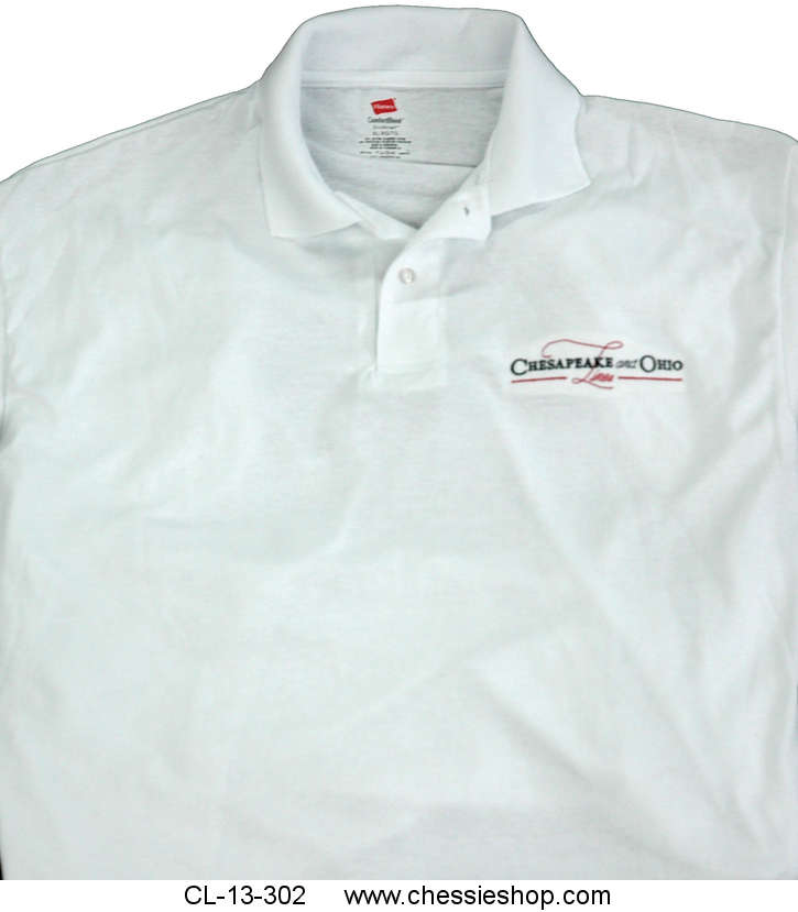 Polo, C&O Lines Embroidered