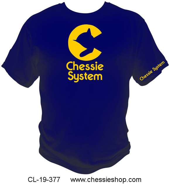 T-Shirt, Chessie System Freight Logo