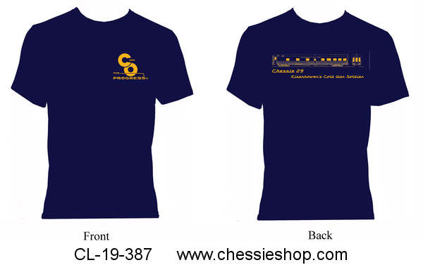 T-Shirt, Chessie 29 - Eisenhower's Cold War Soldier