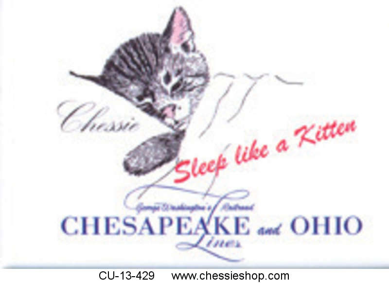Magnet, Sleep Like a Kitten/ Chesapeake and Ohio Lines