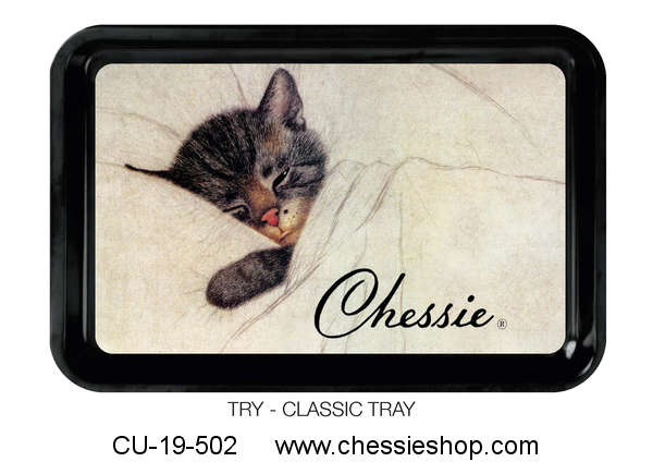 Tray, Classic Chessie