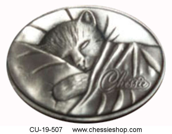 Magnet, Chessie Pewter