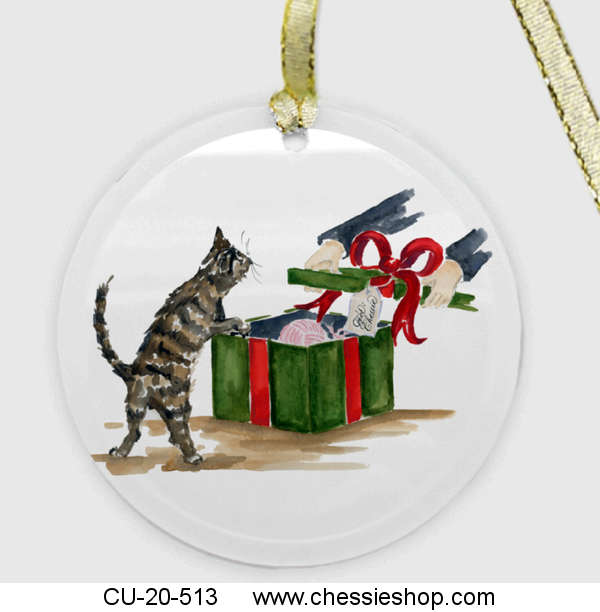 Ornament, Chessie's Gift