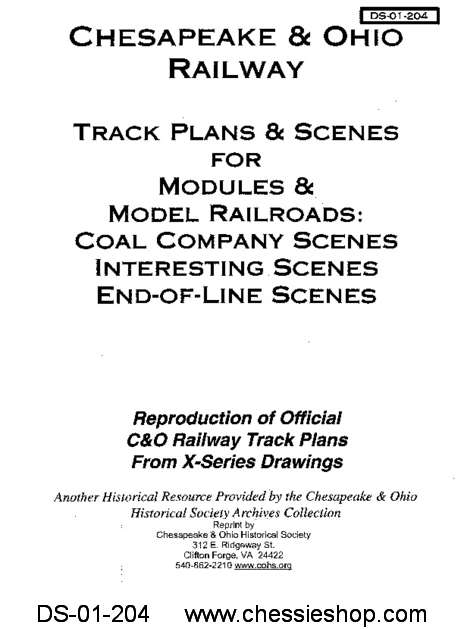 Track Plans and Scenes: Coal Mines