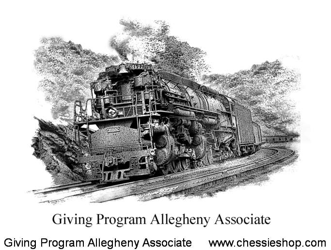 C&OHS's Allegheny Associate - Giving Program