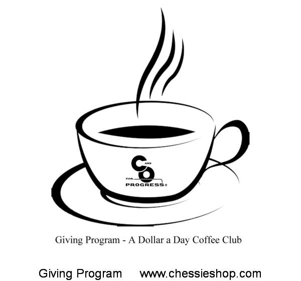 C&OHS's Dollar a Day Coffee Club - Giving Program
