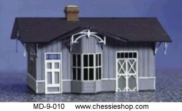 Standard Station #3 HO Scale