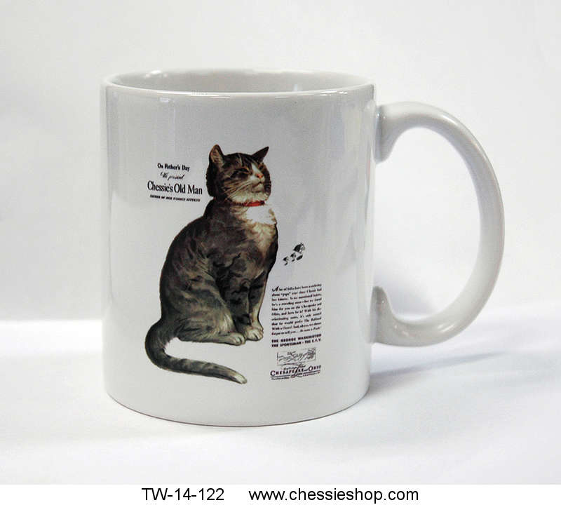 "Mug, Peake ""Chessie's Old Man"""