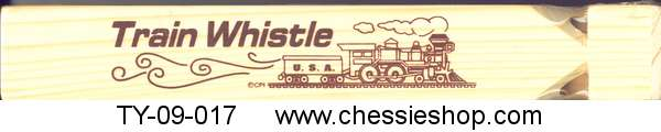 TY-09-017 Locomotive Train Whistle - fun for kids of all a...(more)