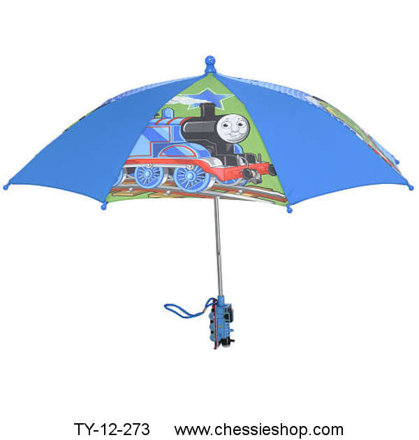 TY-12-273 Thomas The Tank Engine & Percy kids UmbrellaThom...(more)