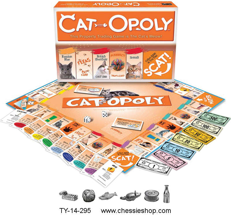 Game, Cat-Opoly